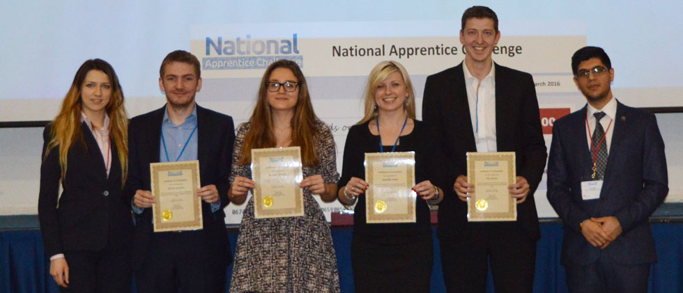 Victory In Cranfield's Annual National Apprentice Challenge- UK