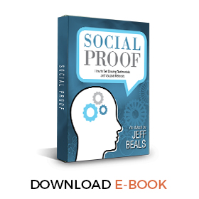 SOCIAL PROOF by JEFF BEALS